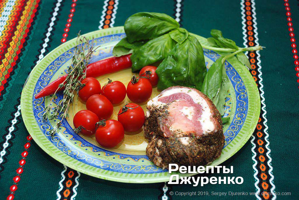 Как приготовить Гарганелли, домашняя паста. Шаг 16: ингредиенты для соуса