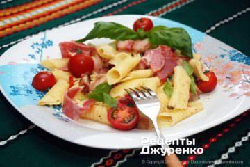 Фото до рецепту: гарганеллі, домашня паста
