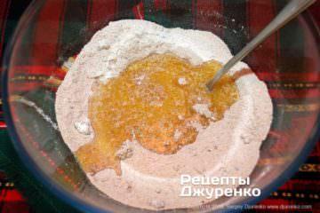 Як приготувати Вівсяне печиво. Крок 6: масло і борошно для тіста