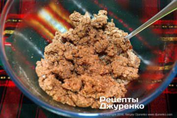 Як приготувати Вівсяне печиво. Крок 8: тісто для печива