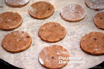 Як приготувати Вівсяне печиво. Крок 12: випікання печива