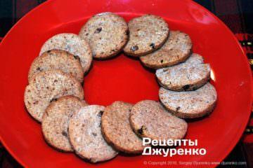 Як приготувати Вівсяне печиво. Крок 14: готове печиво