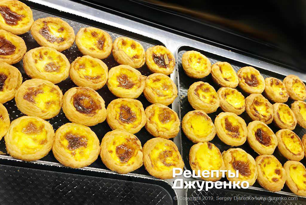 Как приготовить Яичные тарталетки. Шаг 2: шанхайская выпечка
