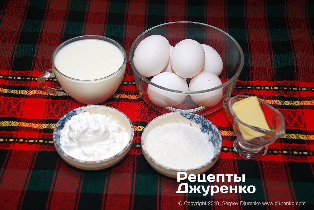 Как приготовить Яичные тарталетки. Шаг 4: для заварного крема
