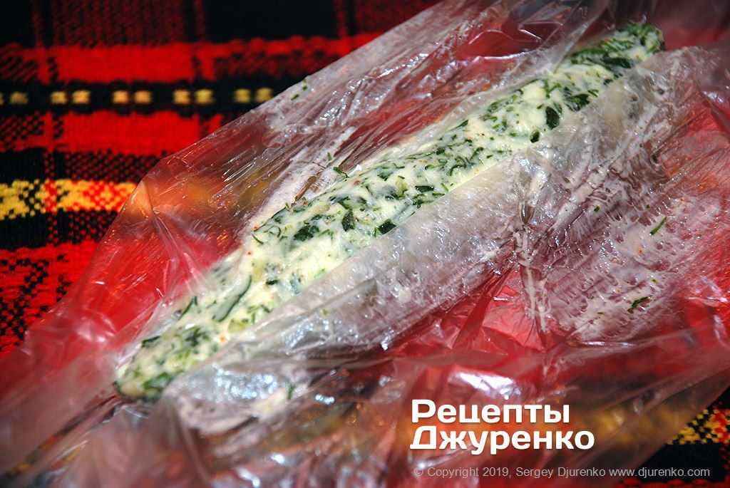 Как приготовить Котлета по-киевски. Шаг 4: начинка из масла
