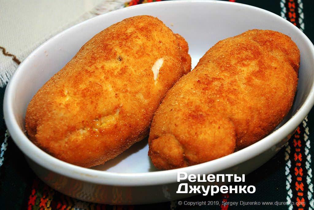 Как приготовить Котлета по-киевски. Шаг 24: запечь котлеты