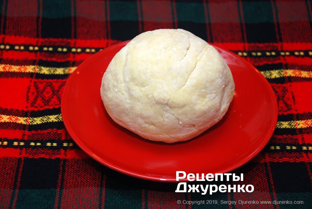 Как приготовить Ньокки. Шаг 8: готовое тесто