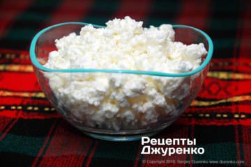 Як приготувати Ліниві вареники. Крок 2: домашній сир