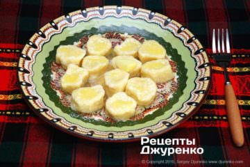 Фото рецепта ліниві вареники