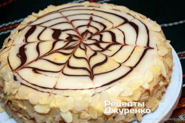 Готова страва торт естерхазі