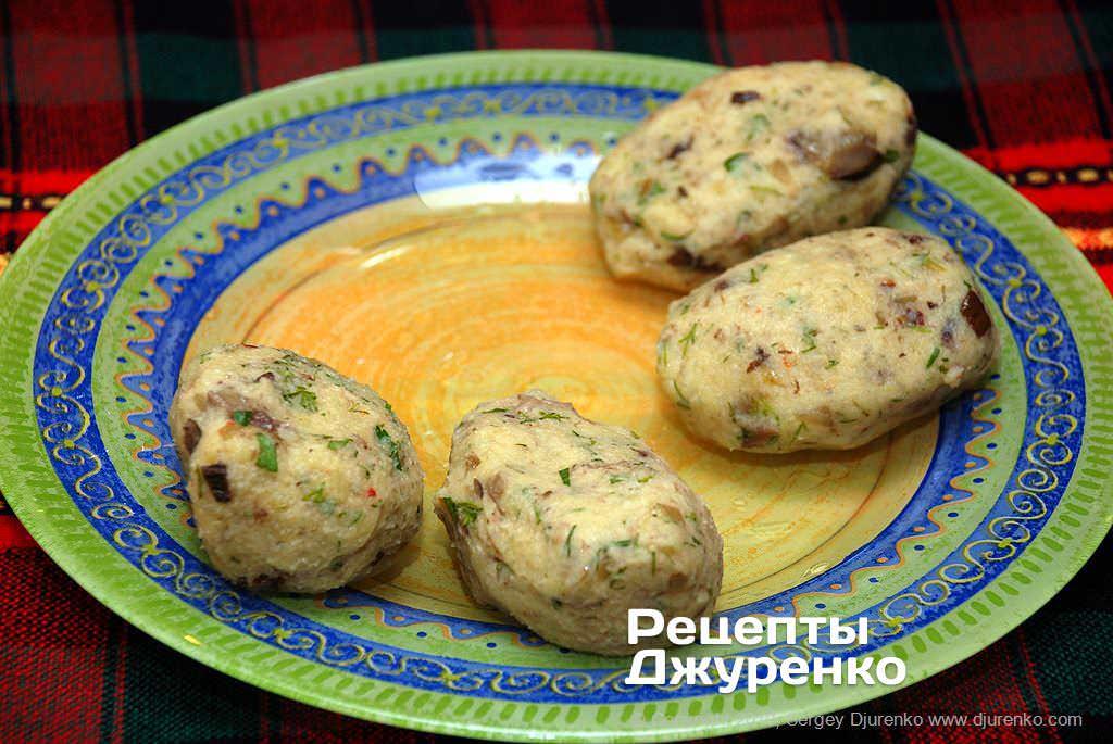 Как приготовить Картофельные котлеты. Шаг 12: продолговаты котлеты