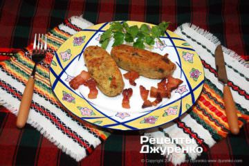 Фото рецепта картопляні котлети