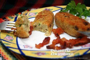Готова страва картопляні котлети