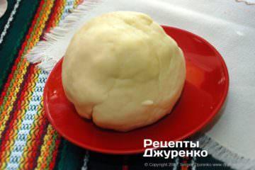 Крок 5: тісто для пирога