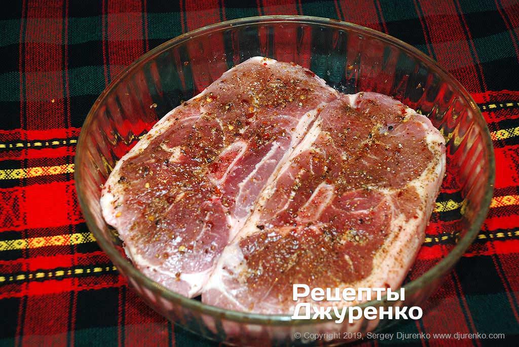 Як приготувати Свинина запечена в духовці. Крок 10: свинина для запікання