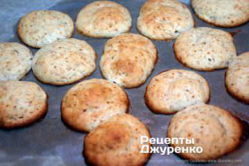 Крок 6: рум'яне печиво з бананами