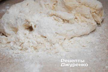 Как приготовить Пасхальная выпечка – пасха, паска, кулич. Шаг 6: замешивание теста