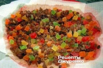 Как приготовить Пасхальная выпечка – пасха, паска, кулич. Шаг 2: цукаты