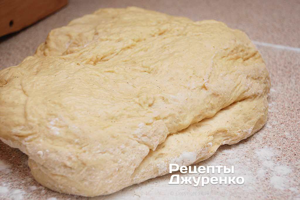 Як приготувати Паска до Великодня. Крок 12: дріжджове тісто
