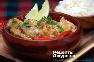 м'ясо по-тайськи фото рецепту