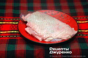 Шаг 1: утиное филе