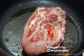 Шаг 3: жареное утиное филе