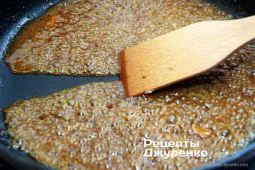 Как приготовить Утка в апельсиновом соусе. Шаг 12: апельсиновый соус к утке