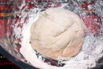 Крок 4: щільне тісто