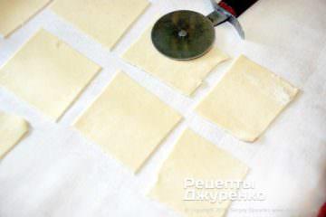 Крок 5: тісто для вонтонів