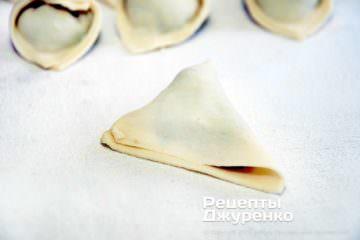 Крок 7: защипнути начинку в тісті