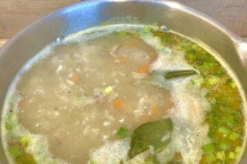 Фото Рыбный суп из консервы от автора Николай