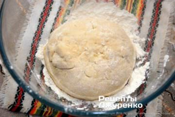 Крок 4: дріжджове тісто