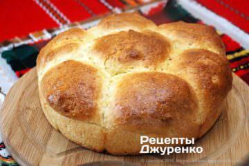Фото рецепта сдобные булочки