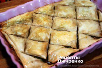 Шаг 9: запеченный десерт