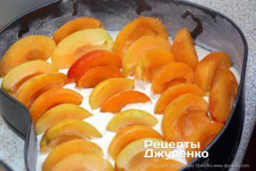 Крок 5: начинка з абрикос