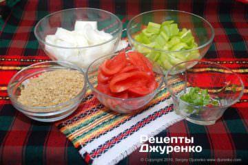 Крок 2: як нарізати овочі
