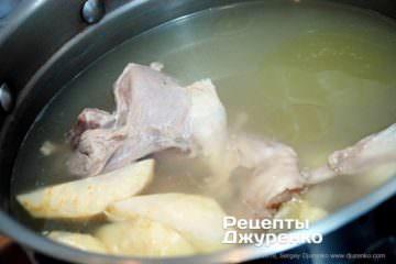 Как приготовить Бульон из индейки. Шаг 6: наваристый бульон