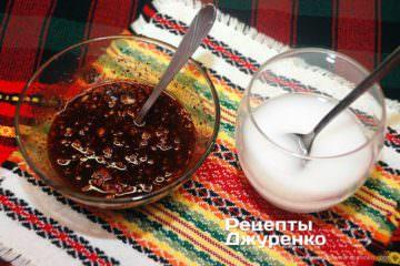 Як приготувати Баклажани в кисло-солодкому соусі. Крок 12: кисло-солодкий соус