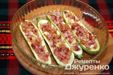 Шаг 6: запеченные кабачки