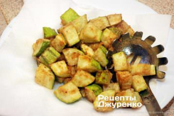 Крок 3: смажені кабачки
