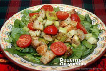 Крок 6: заправлений салат