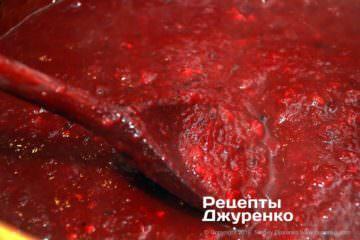 Шаг 5: сливовый соус