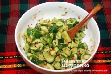 Шаг 5: охладить салат