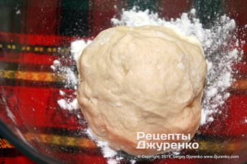 Шаг 3: готовое сдобное тесто
