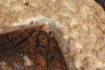 Фото Королевская ватрушка — пирог с творогом от автора Маргаритка❤️
