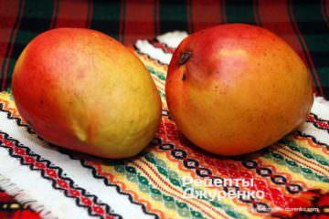 Крок 1: манго
