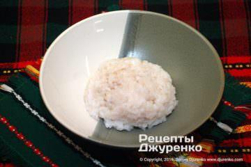 Крок 6: рисові кульки