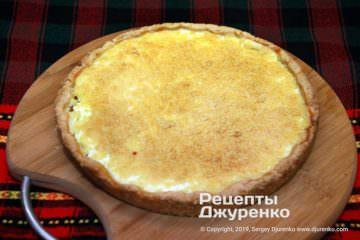 Крок 7: Готовий пиріг з сиром