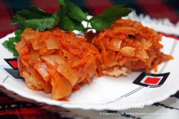Фото рецепта риба під маринадом