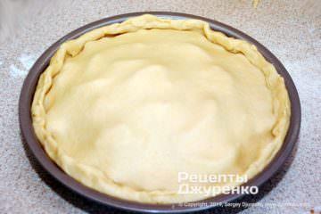 Шаг 5: закрытый пирог